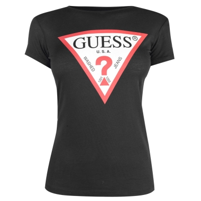 Tricou Guess negru