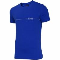 Tricou HOOR19 albastru barbati HOZ19 TSM600A 33S