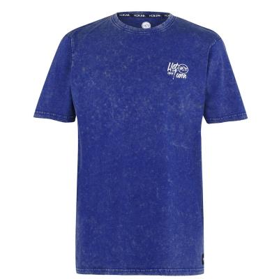 Tricou Hot Tuna Dye bleumarin