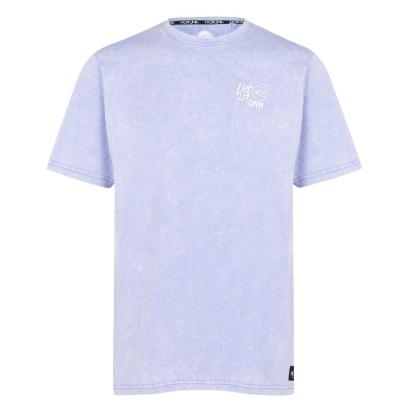 Tricou Hot Tuna Dye lila