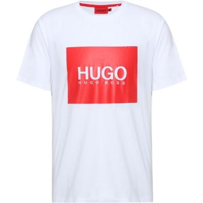 Tricou Hugo Dolive 214 alb