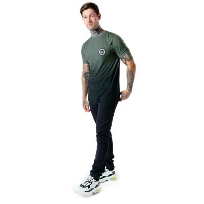 Tricou Hype Sub pentru Barbati kaki