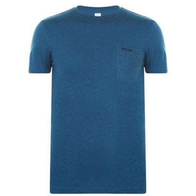 Tricou Jack Wills Ayleford cu buzunar bleu