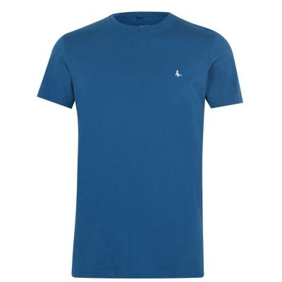 Tricou Jack Wills Sandleford clasic albastru