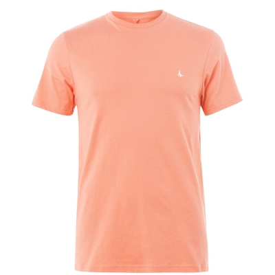 Tricou Jack Wills Sandleford clasic pale coral