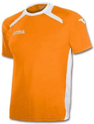 Tricou jogging Record Joma Orange Fluor