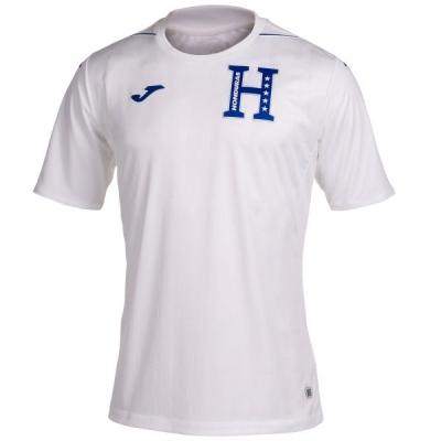 Tricou Joma 1st Ff Honduras alb cu maneca scurta pentru Femei