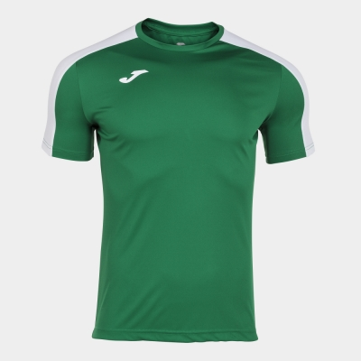 Tricou Joma Academy verde-alb cu maneca scurta