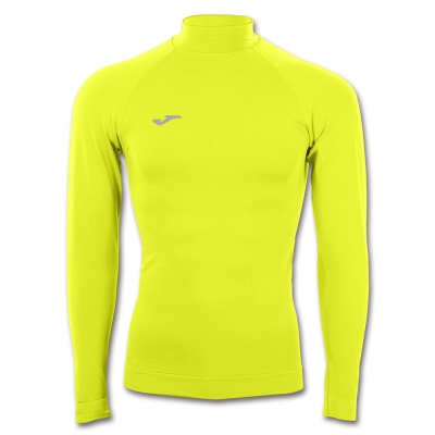 Tricou Joma Brama L/sarga Color galben Fluor