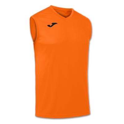 Tricou Joma Combi baschet portocaliu fara maneci