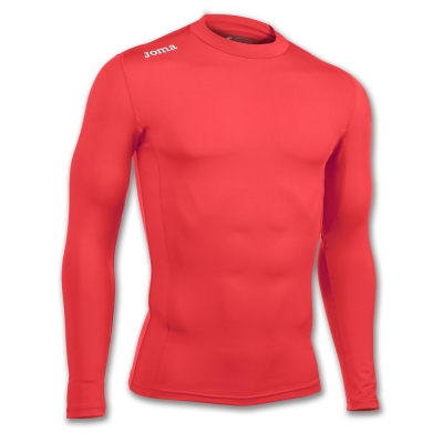 Tricou Joma Dark Orange Fluor (seamless Underwear) cu maneca lunga