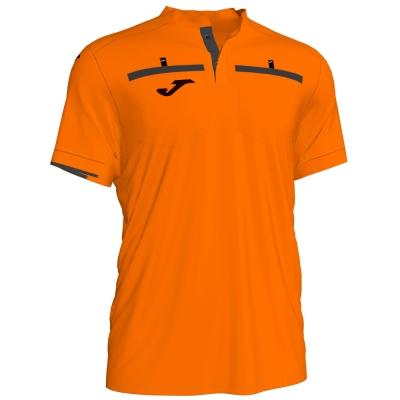 Tricou Joma Referee portocaliu cu maneca scurta