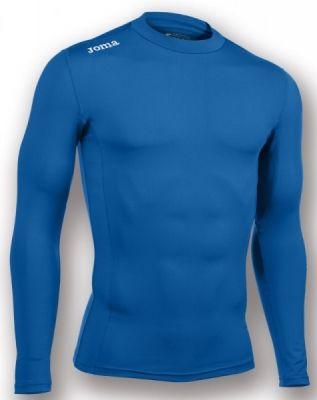 Tricou Joma Royal (seamless Underwear) cu maneca lunga albastru roial