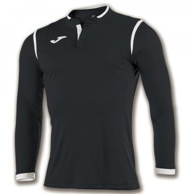 Tricou Joma Toletum negru cu maneca lunga