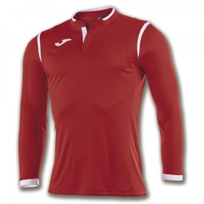 Tricou Joma Toletum rosu cu maneca lunga