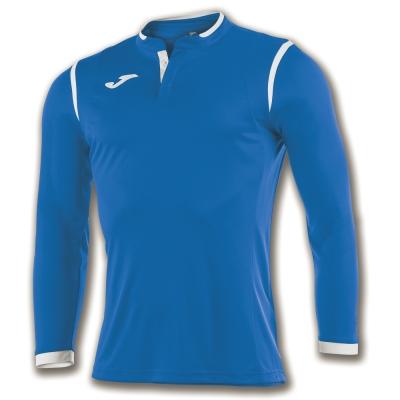 Tricou Joma Toletum Royal cu maneca lunga albastru roial