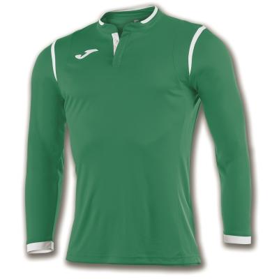 Tricou Joma Toletum verde cu maneca lunga