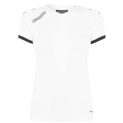 Tricou Kappa Cascia pentru Barbati alb