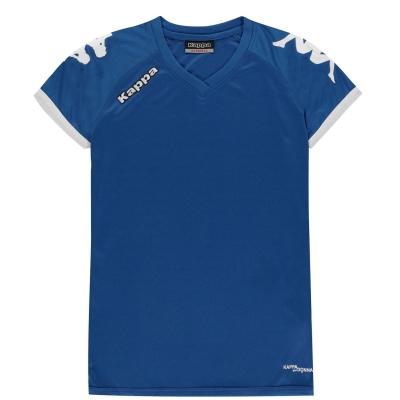 Tricou Kappa Cascia pentru Barbati albastru roial