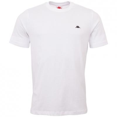 Tricou Kappa Hauke  alb 308010 11-0601 pentru Barbati