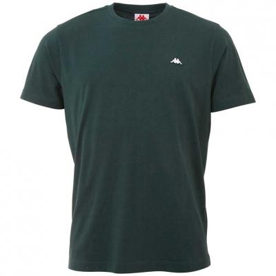 Tricou Kappa Hauke  Dark verde 308010 19-5320 pentru Barbati