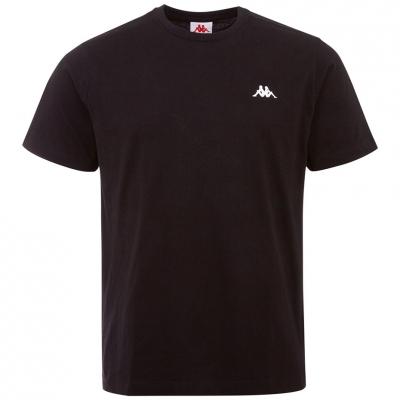Tricou Kappa ILJAMOR negru 309000 19-4006 pentru Barbati