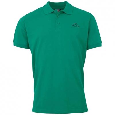 Tricou Kappa PELEOT verde 303173NC 18-5841 pentru Barbati