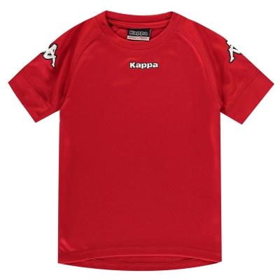 Tricou Kappa Pomezia rosu inchis