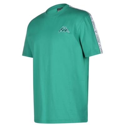 Tricou Kappa Tape pentru Barbati verde