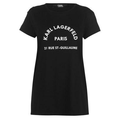 Tricou Karl Lagerfeld Address