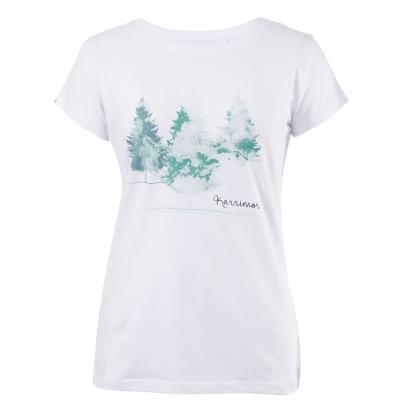 Tricou Karrimor Organic pentru femei alb