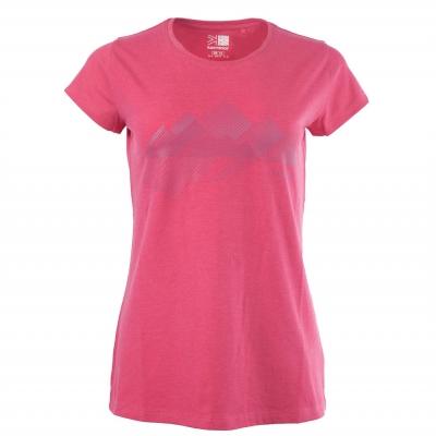 Tricou Karrimor Organic pentru femei roz