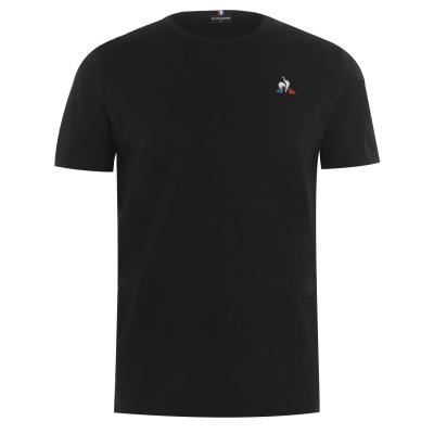 Tricou Le Coq Sportif Sportif negru