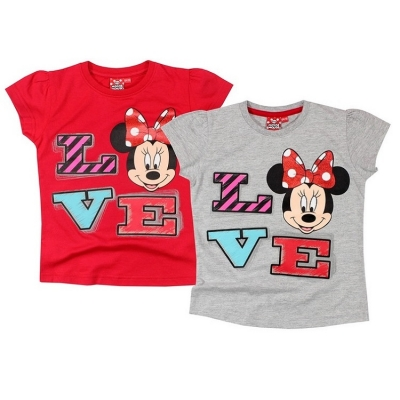 Tricou Love Minnie Mouse
