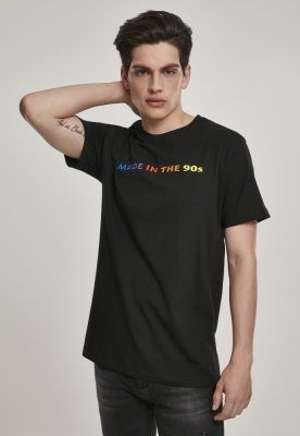 Tricou Made In The 90s negru Mister Tee