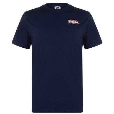 Tricou Mambo pentru Barbati bleumarin