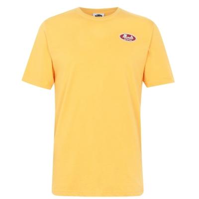 Tricou Mambo pentru Barbati galben