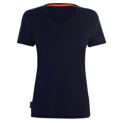 Tricou Mammut Alvra pentru Femei albastru
