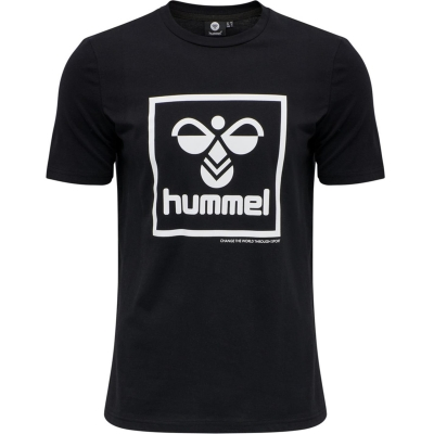 Tricouri Hummel Sam pentru Barbati negru