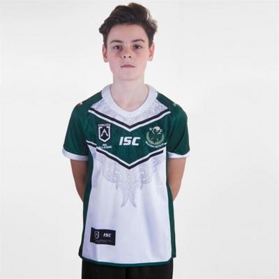 Tricouri ISC New Zealand Juniors