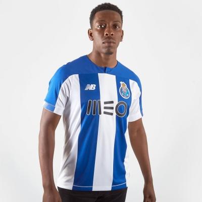Tricouri New Balance FC Porto albastru alb
