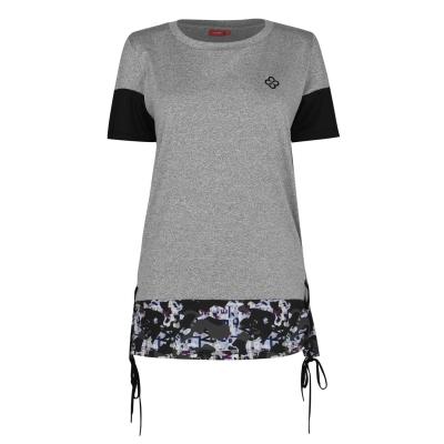 Tricou Marie Claire Crew pentru Femei gri