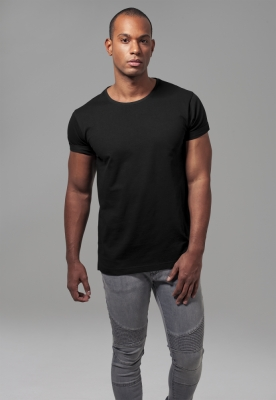 Tricou negru Urban Classics