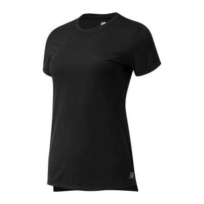 Tricou New Balance alergare pentru Femei negru