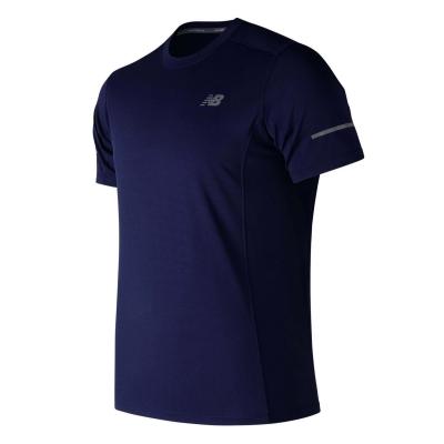 Tricou New Balance Core Run pentru Barbati bleumarin