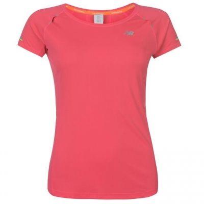Tricou New Balance Ice pentru Femei roz