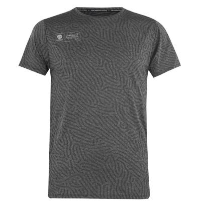 Tricou New Balance London Edition Speed pentru Barbati deschis gri
