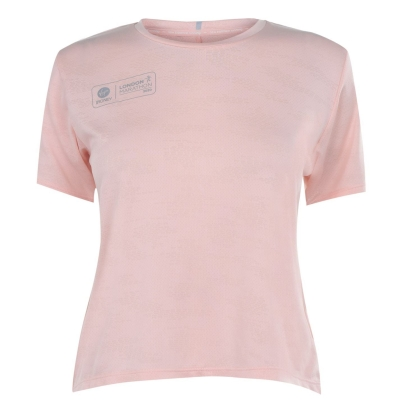 Tricou New Balance London Edition pentru Femei roz