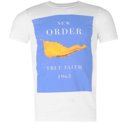 Tricou Official New Order pentru Barbati