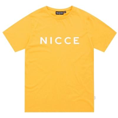 Tricou Nicce pentru Barbati portocaliu